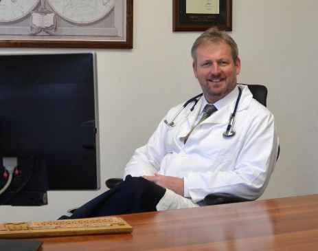 Dr Stephen Kerr, English doctor in Florence, Italy - Dr Kerr ...